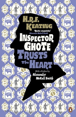 Book Inspector Ghote Trusts the Heart by H. R. F. Keating