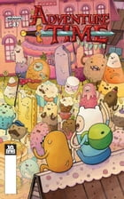 Adventure Time #47 by Christopher Hastings