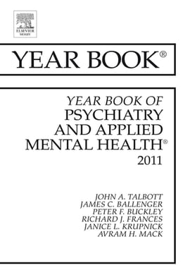 Book Year Book of Psychiatry and Applied Mental Health 2011 - Ebook by John Talbot, MD, FRCPath
