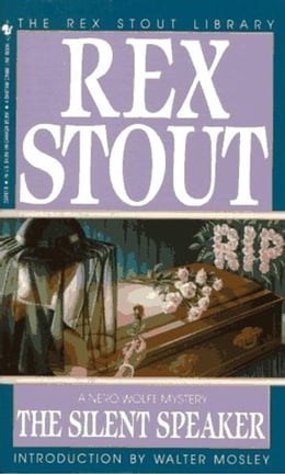 Book The Silent Speaker by Rex Stout