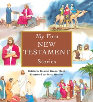 My First New Testament Stories by Buck