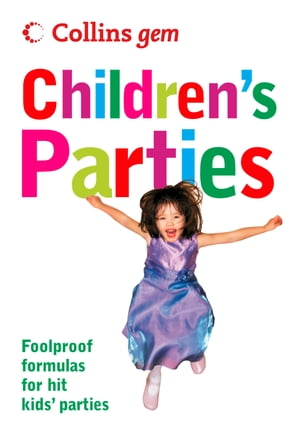 Children?s Parties (Collins Gem)