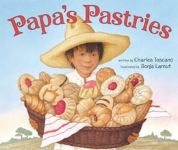Book Papa's Pastries by Charles Toscano