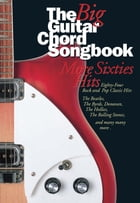 Big Guitar Chord Songbook More 60's Hits by Wise Publications