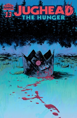 Jughead: The Hunger #13 by Frank Tieri