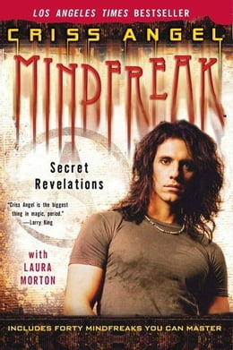 Book Mindfreak: Secret Revelations by Criss Angel
