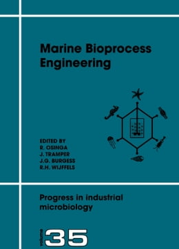 Book Marine Bioprocess Engineering by Burgess, J. G.