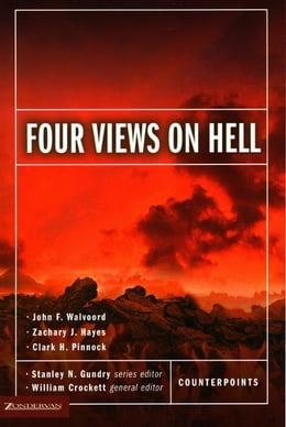 Book Four Views on Hell by Stanley N. Gundry