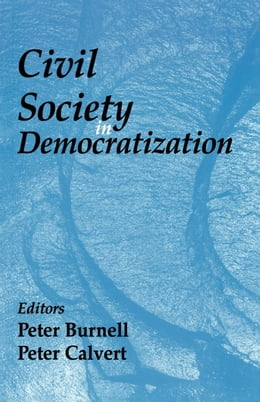 Book Civil Society in Democratization by Burnell, Peter