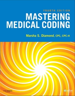 Book Mastering Medical Coding by Marsha Diamond
