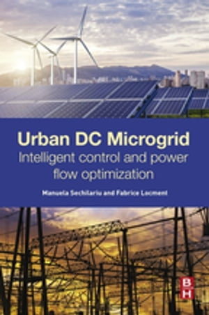 Urban DC Microgrid Intelligent Control and Power Flow Optimization