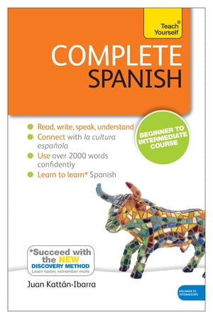 Complete Spanish (Learn Spanish with Teach Yourself) Enhanced eBook: New edition