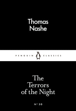 Book The Terrors of the Night by Thomas Nashe