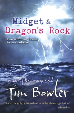 Book Midget and Dragon's Rock by Tim Bowler