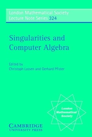 Singularities and Computer Algebra