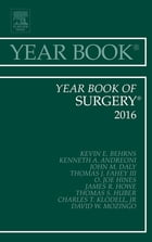 Year Book of Surgery 2016, E-Book by Kevin E. Behrns, MD