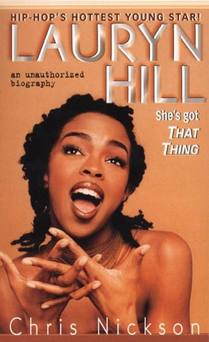 Lauryn Hill She's Got That Thing