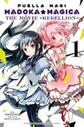 Puella Magi Madoka Magica: The Movie -Rebellion, Vol. 1 b68e43ca-c60b-4cb1-b830-f11f658d29b5