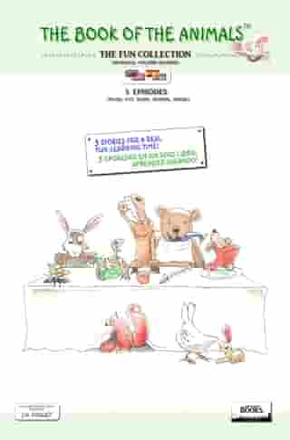 The Book of The Animals - The Fun Collection (Bilingual English-Spanish) by J.N. PAQUET