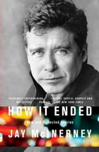 How It Ended by Jay McInerney