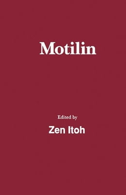 Book Motilin by Itoh, Zen