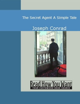 Book The Secret Agent: A Simple Tale by Conrad, Joseph