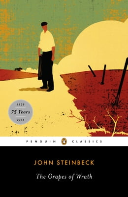 Book The Grapes of Wrath by John Steinbeck