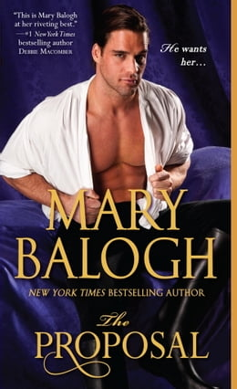 Book The Proposal by Mary Balogh