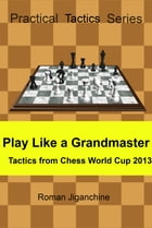 Tactics from Chess World Cup 2013 by Roman Jiganchine