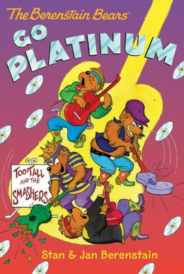 Book The Berenstain Bears Chapter Book: Go Platinum by Stan & Jan Berenstain