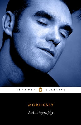 Book Autobiography by Morrissey
