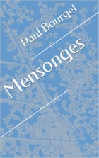 Mensonges by Paul Bourget