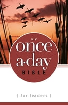 NIV, Once-A-Day: Bible for Leaders, eBook by Jean E. Syswerda