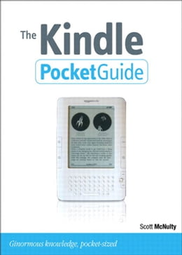 Book The Kindle Pocket Guide by Scott McNulty