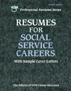 Resume for Social Service Careers