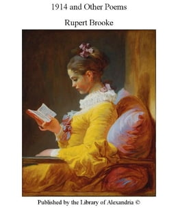 Book 1914 and Other Poems by Rupert Brooke