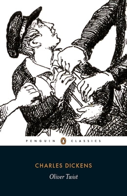 Book Oliver Twist by Charles Dickens