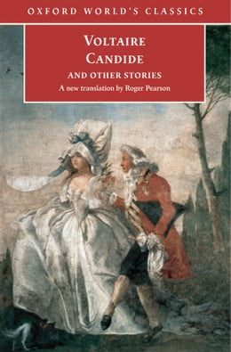 Book Candide and Other Stories by Voltaire