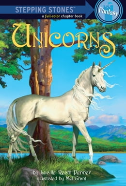 Book Unicorns by Lucille Recht Penner