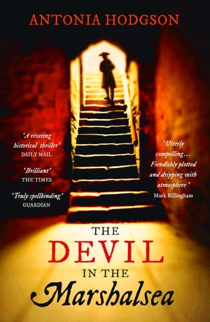 The Devil in the Marshalsea Thomas Hawkins Book 1