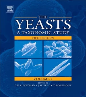 The Yeasts A Taxonomic Study