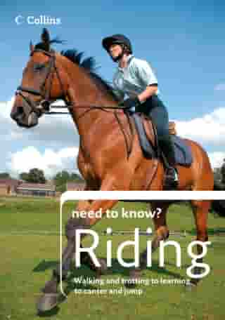 Riding (Collins Need to Know?) by British Horse Society