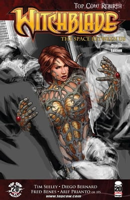 Book Witchblade #156 by Christina Z, David Wohl, Marc Silvestr, Brian Haberlin, Ron Marz