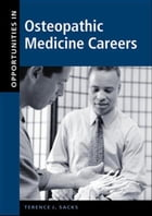 Opportunities in Osteopathic Medicine Careers