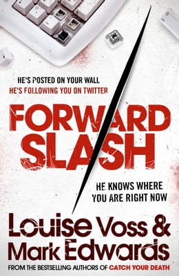 Book Forward Slash by Mark Edwards