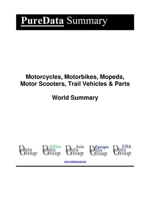 Motorcycles, Motorbikes, Mopeds, Motor Scooters, Trail Vehicles & Parts World Summary: Market Sector Values & Financials by Country