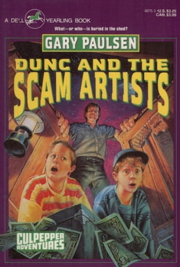 Book DUNC AND THE SCAM ARTISTS by Gary Paulsen