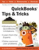 QuickBooks® Tips & Tricks: The Best of CPA911.Com: Frequently Asked Reader Questions by Tom Barich