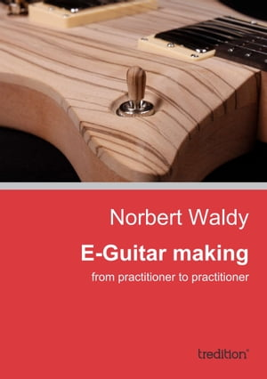 E-Guitar making: from practitioner to practitioner
