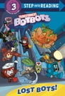 Lost Bots! (Transformers BotBots) Cover Image